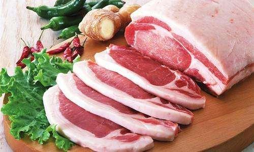 如何鉴别猪肉的质量